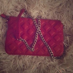 Ruby Red Purse